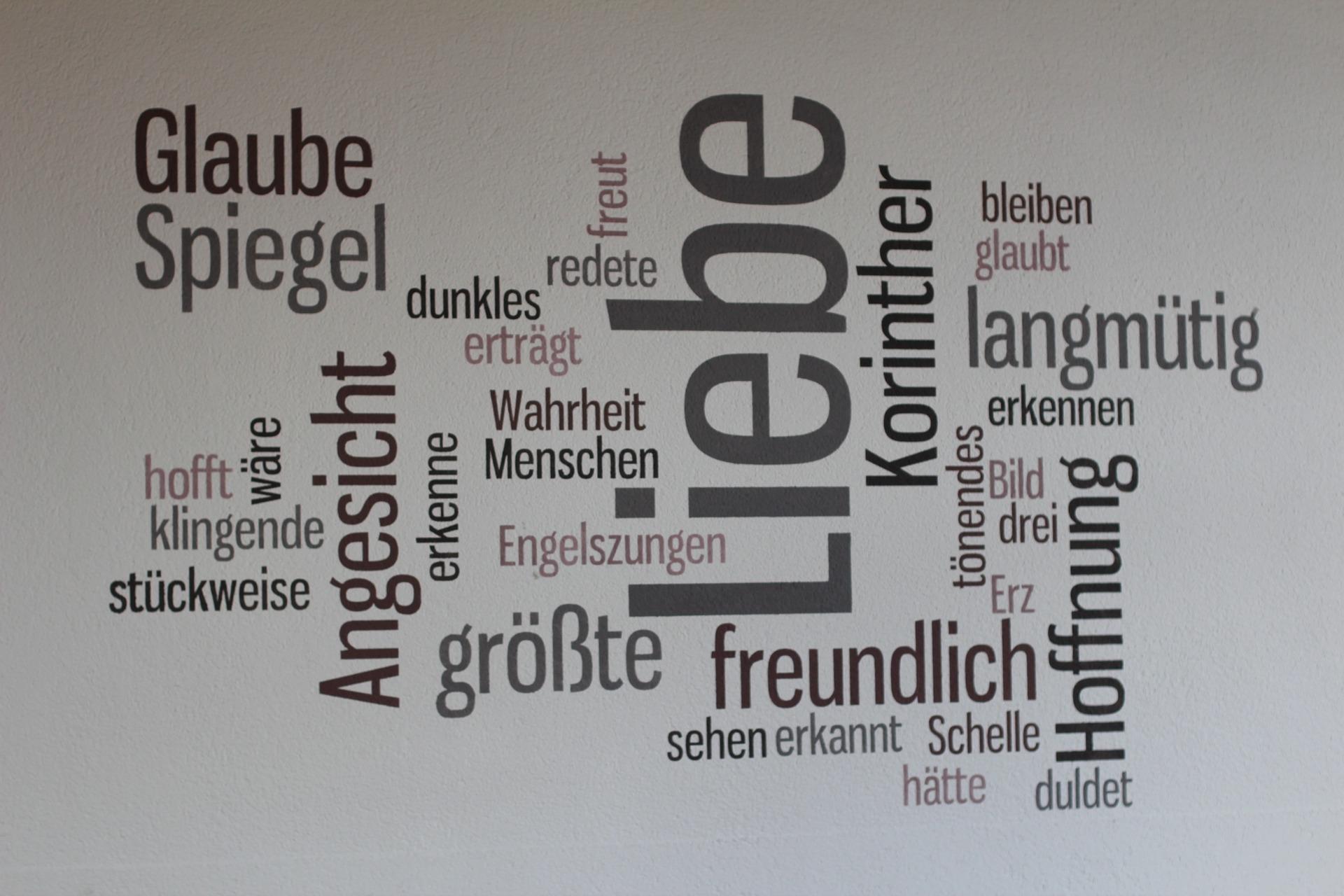 Wandtattoos statt aufwendiger Renovierung auf ratgeber-blogger.de