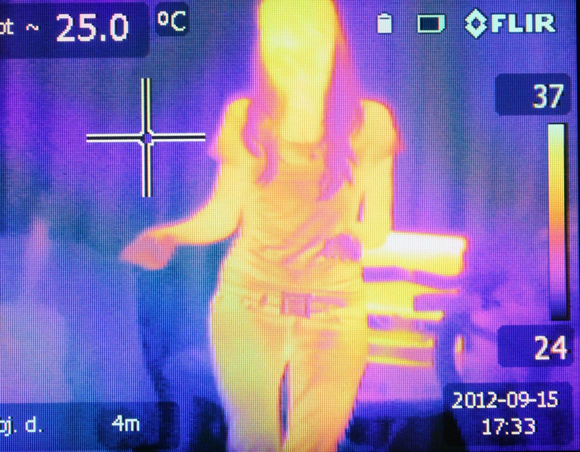 Der Tipp bei der Sanierung von Gebäuden… die Wärmebildkamera auf ratgeber-blogger.de