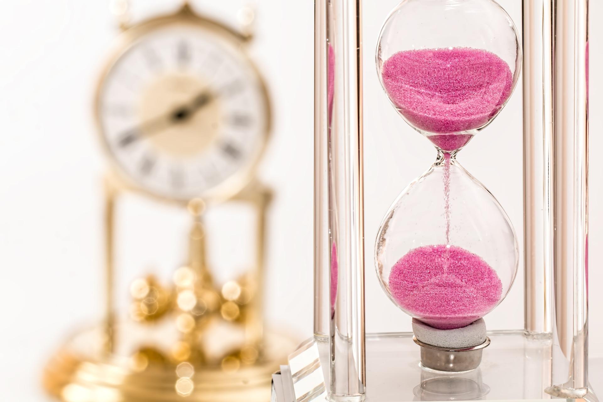 Stressbewältigung durch Zeitmanagement auf ratgeber-blogger.de