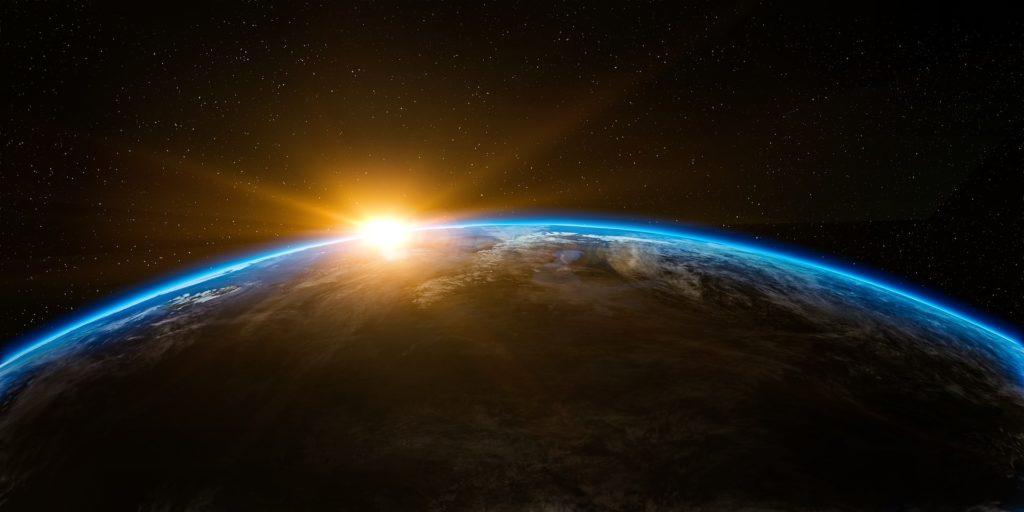 Ist die Erde flach? auf ratgeber-blogger.de